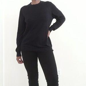 H&M Merino Blend Crew Neck Sweater Size Large